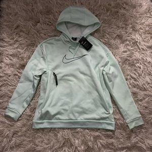 Nike Tops - Sea foam Nike hoodie